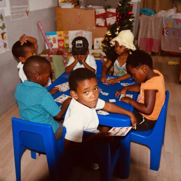 charity in de creche